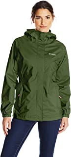 Columbia Sportswear Women's Toklat Jacket, Peat Moss, X-Small