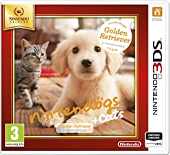 Nintendogs + Gatos: Golden Retriever