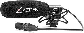 Azden SGM-250CX Professional Compact Shotgun Condenser Cine Mic
