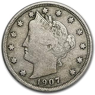 1907 liberty nickel