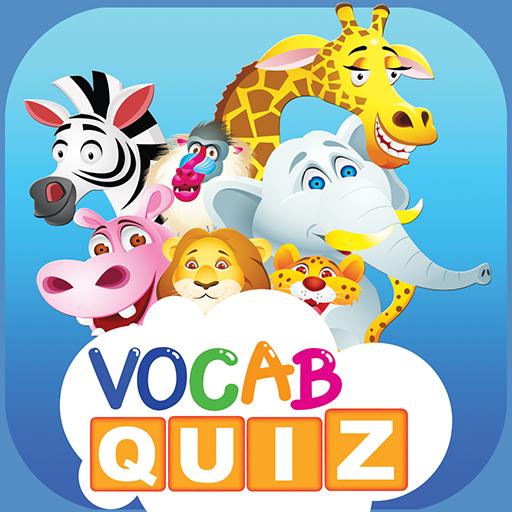 Vocabulario niños Juegos: los animales y frutas Inglés vocabulario de aplicaciones juego de preguntas para sus hijos el aprendizaje educativo libre!