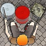 Street Drummer - the bucket drum beatmaker