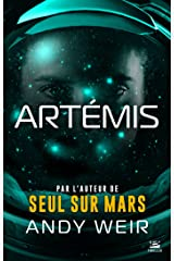 Artémis (Édition Canada) (BRA.THRILLER) (French Edition) Kindle Edition