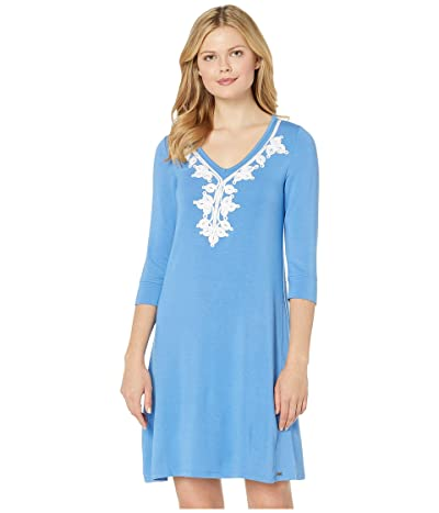 Hatley Elsie Dress (Ice-Up Blue) Women