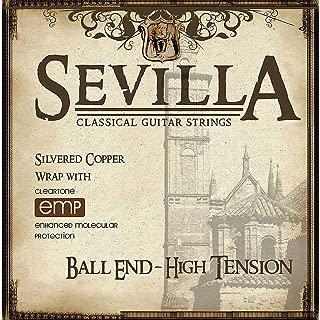 Cleartone Sevilla Classical Strings Ball End High Tension/8452