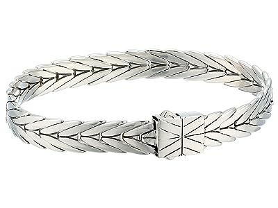 John Hardy Modern Chain 8mm Bracelet (Silver) Bracelet