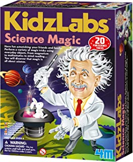 4M Kidz Labs Science Magic Educational Toy