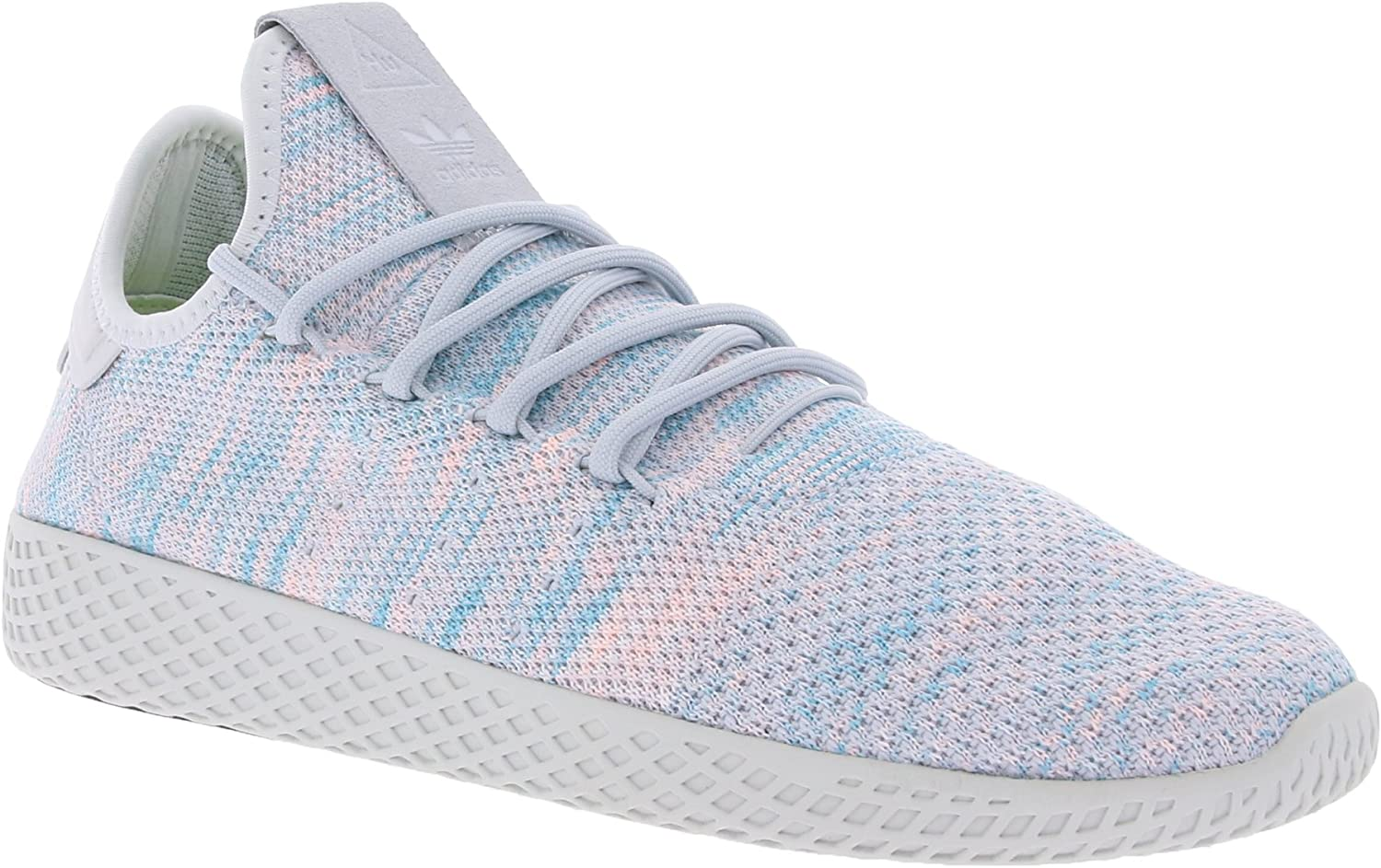 Adidas Originals Pw Tennis Hu Mens Synthetic Material Trainers White