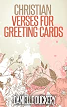 Christian Verses For Greeting Cards (English Edition)