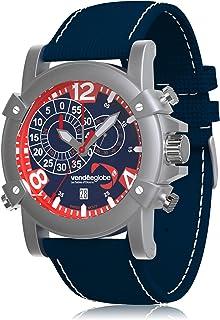 ICE-WATCH - Vendée Globe Limited Edition - Reloj blu para Hombre con Correa de silicona - 007286 (Large)