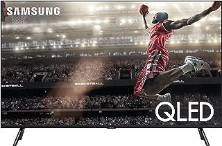"Samsung 85"" Class 4K Ultra HD (2160p) HDR Smart QLED TV QN85Q70R (2019 Model) (QN85Q70RAFXZA), Slate Black"