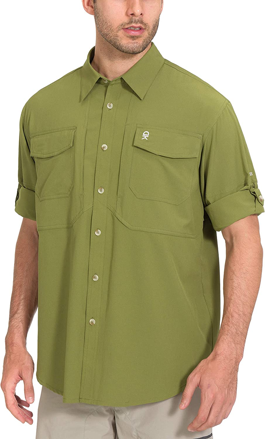 Little Donkey Andy Men's Quick-Dry Stretch Bombing new work S Sale SALE% OFF Protection Long Sun