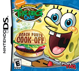 Spongebob Squarepants: Big Kahuna Cook Off / Game