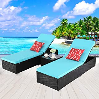 commercial outdoor chaise lounge