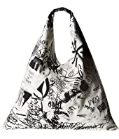 MM6 Maison Margiela - Fragile Scribble Hobo