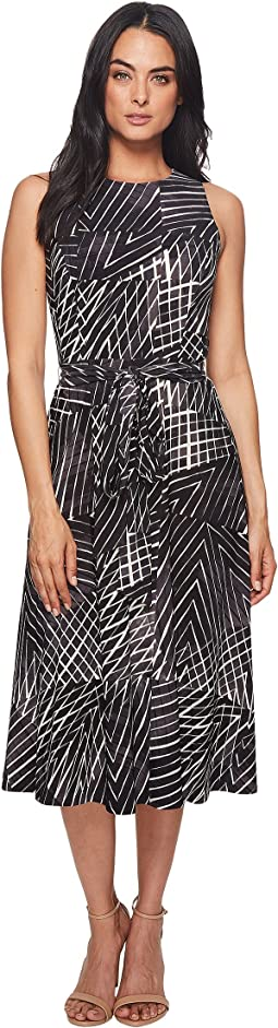 LAUREN Ralph Lauren - Feliana Kaya Park Stripe Dress