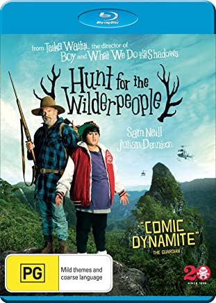 Hunt for The Wilderpeople (Blu-ray)