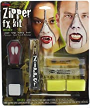 Deluxe Zipper Face FX Kit - Vampire Halloween Make Up