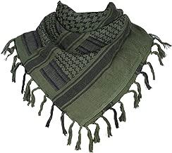 FFNIU Arabic Tactical Scarf Desert Shemagh Style Keffiyeh Military Neck Scarf 43