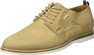 Tommy Hilfiger Casual Spring Nubuck Shoe, Zapato DE Muelle Hombre