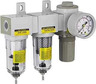 PneumaticPlus SAU2030M-N02G Mini Three Stage Air Drying System, 1/4