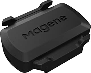 Magene S3+ Speed/Cadence Sensor for Cycling, ANT+/Bluetooth 4.0 Wireless Bicycle RPM Sensor