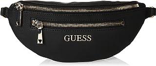 Guess Womens Money Belt, Black - VG767480