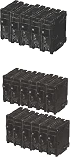 DIN Rail Mounted 4 Pole Breaker Siemens 5SY44107 Supplementary Protector Tripping Characteristic C UL 1077 Rated 10 Ampere Maximum