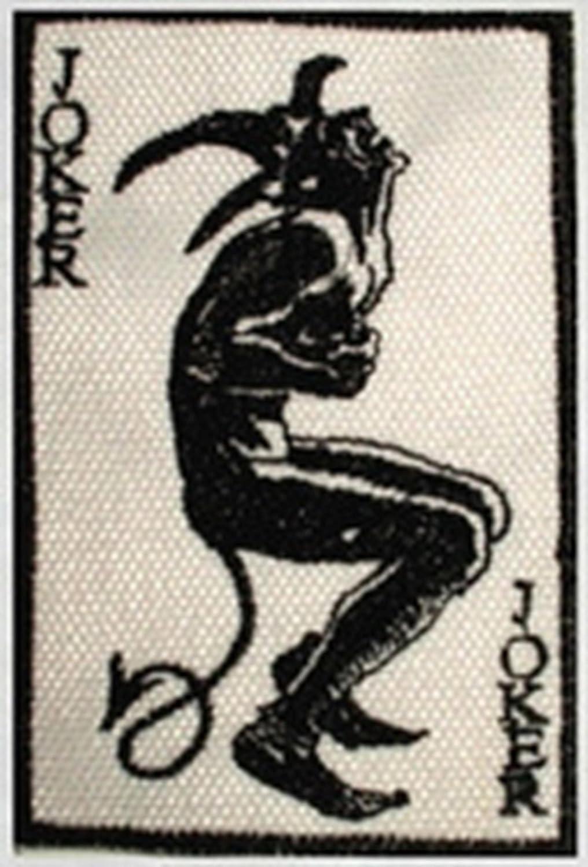 JC Family Owned Max 46% OFF DC In stock Comics Batman Joker Card Dark Logo 3.54