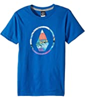 Volcom Kids - Magnetic Stone Short Sleeve Tee (Toddler/Little Kids)