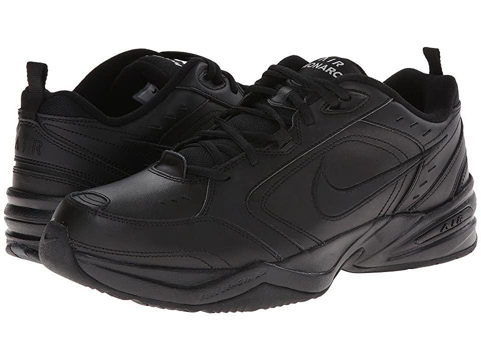 huge discount df27e 52e69 UPC 885259545096 product image for Nike - Air Monarch IV (Black Black) Men s  ...