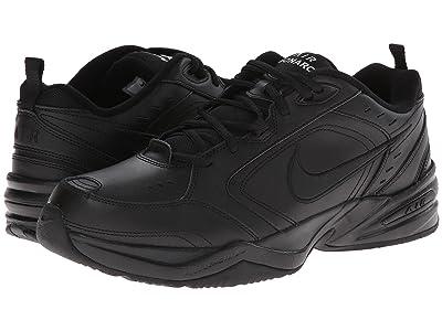 Nike Air Monarch IV (Black/Black) Men