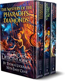 Ava & Carol Detective Agency Series: Books 1-3 (Book Bundle 1) (English Edition)