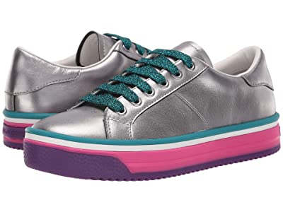 Marc Jacobs Empire Multicolor Sole Sneaker (Silver Multi) Women