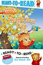 Daniel Tiger Ready-to-Read Value Pack: Thank You Day; Friends Help Each Other; Daniel Plays Ball; Daniel Goes Out for Dinner; Daniel Feels Left Out; ... the Library (Daniel Tiger's Neighborhood)