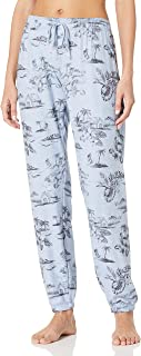 PJ Salvage Women's Loungewear Peachy Party Banded Pant