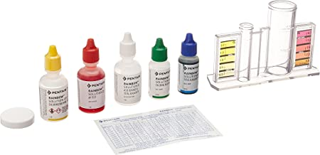 Best pentair rainbow pool and spa test kit instructions Reviews