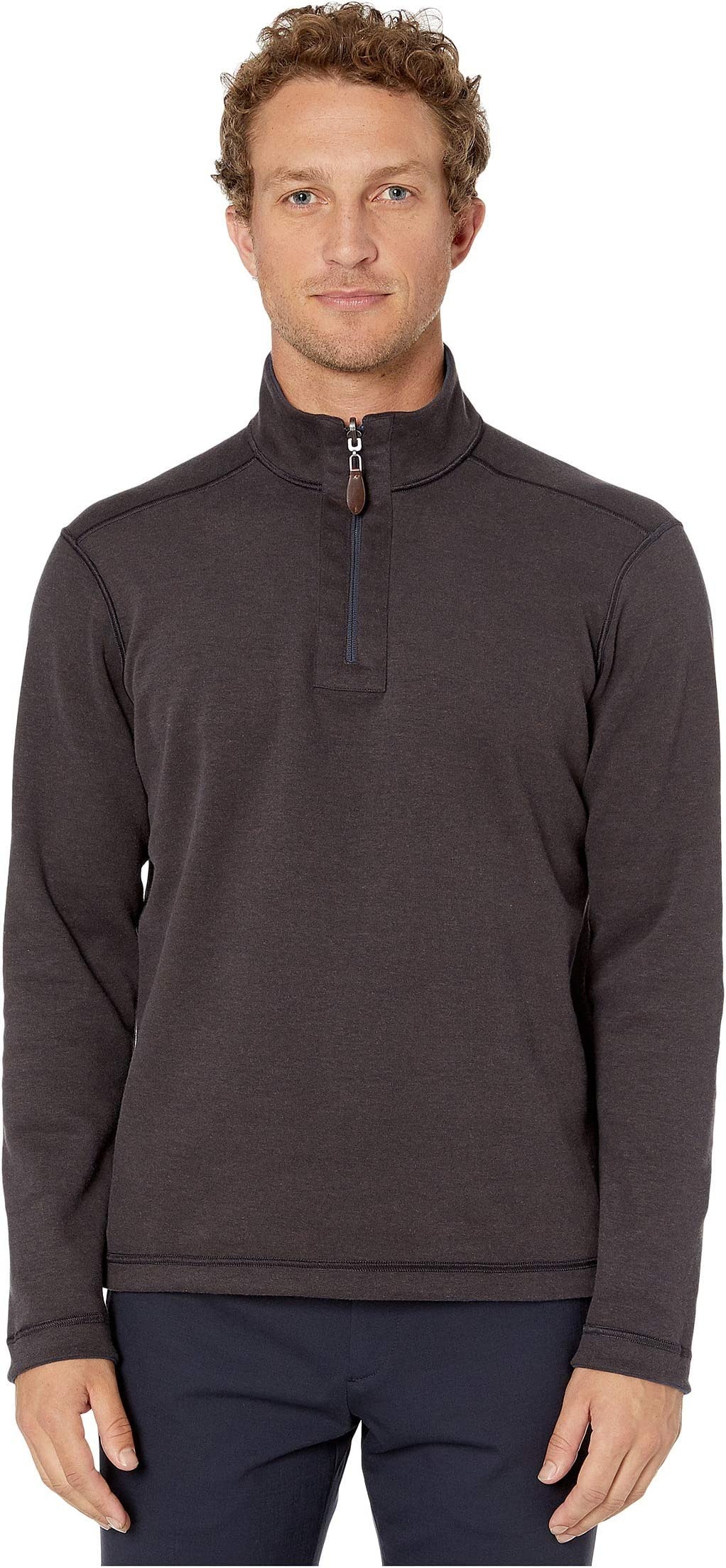 Johnston & Murphy Reversible 1/4 Zip ymYdp
