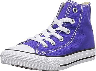 7e4916b78736a Converse - Youths Chuck Taylor All Star Hi - Sneakers Basses - Mixte Enfant