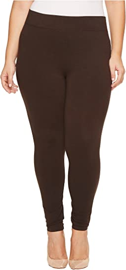 132caeea32a2cf Hue wide waistband velvet leggings, Clothing | Shipped Free at Zappos
