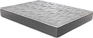 ROYAL SLEEP Colchón viscoelástico Carbono 90x190 firmeza Alta, Gama Alta, Efecto regenerador, Altura 25cm - Colchones Ceramic Plus