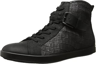 ECCO Footwear Womens Aimee High Top Sneaker Flat