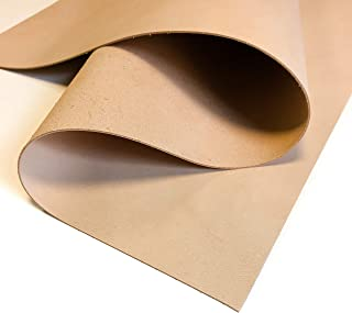 Genuine Veg Tanned Leather: 1 Leather sheeth (12x24In/ 30x60cm)