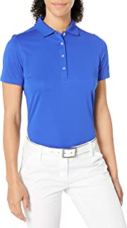 Callaway Women's Short Sleeve Opti-Dri Core Performance Polo