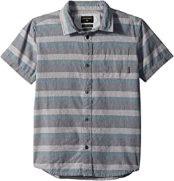Tama Kai Short Sleeve Shirt (Big Kids)