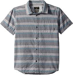 Tama Kai Short Sleeve Shirt (Big Kids)