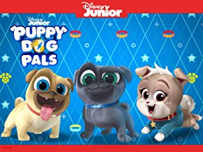Puppy Dog Pals Volume 4
