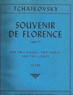 Best souvenir de florence sheet music Reviews
