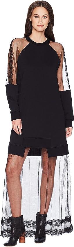 Hybrid Long Dress