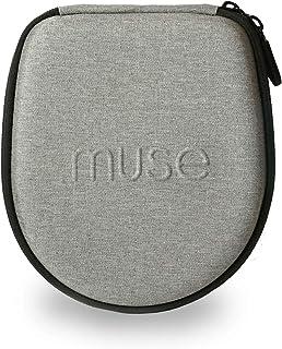 Muse: Opaska na głowę z wrażeniem mózgu oficjalna torba podróżna do noszenia (nowy model - V2) do oryginalnej muzy i Muse 2
